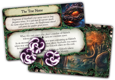 Board Game news Eldritch Horror Mystery