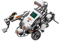 หุ่นยนต์ LEGO Mindstroms