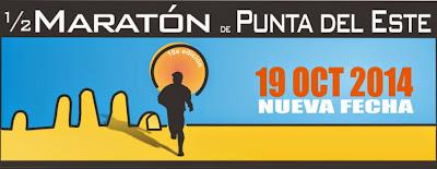 Media maratón de Punta del Este (Maldonado, 19/oct/2014)