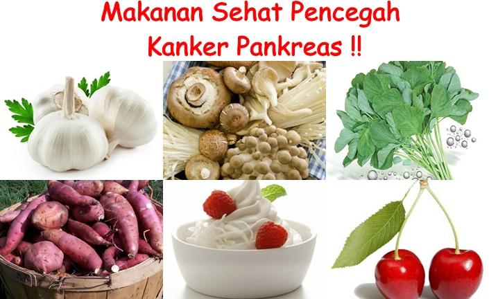 Makanan Yang Dapat Mencegah Kanker Pankreas