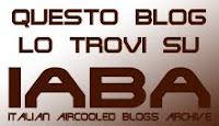 Se sei presente su IABA, dillo a tutti! Metti sul tuo blog quest'immagine!