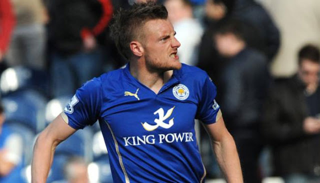 Magical Jamie Vardy breaks Ruud van Nistelrooy's EPL scoring record