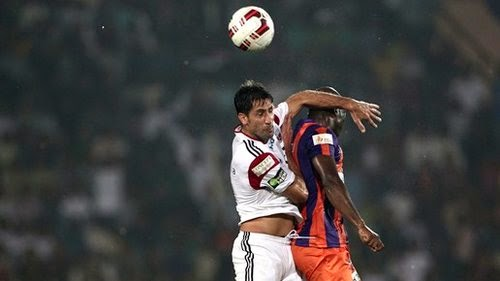 Indian Super League Results