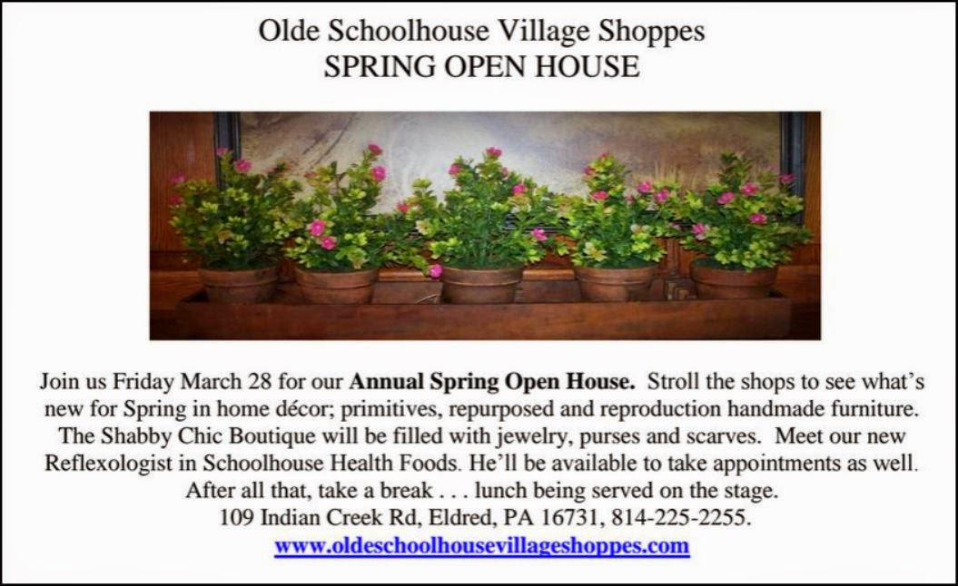 Old Schoolhouse Village Shoppes