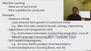 Andrew Ng Machine Learning Coursera