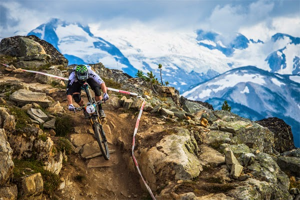 2014 Enduro World Series: Crankworx Whistler, Canada - Preview