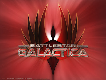 #6 Battlestar Galactica Wallpaper