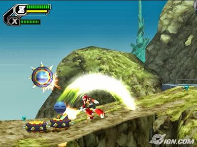 Mega Man X8 Download Free