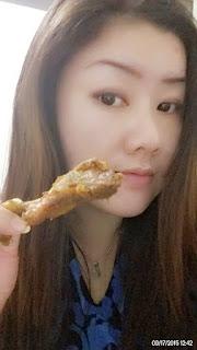 Chef Linda, Dapur Ulat Bulu, Ayam Goreng Kalasan