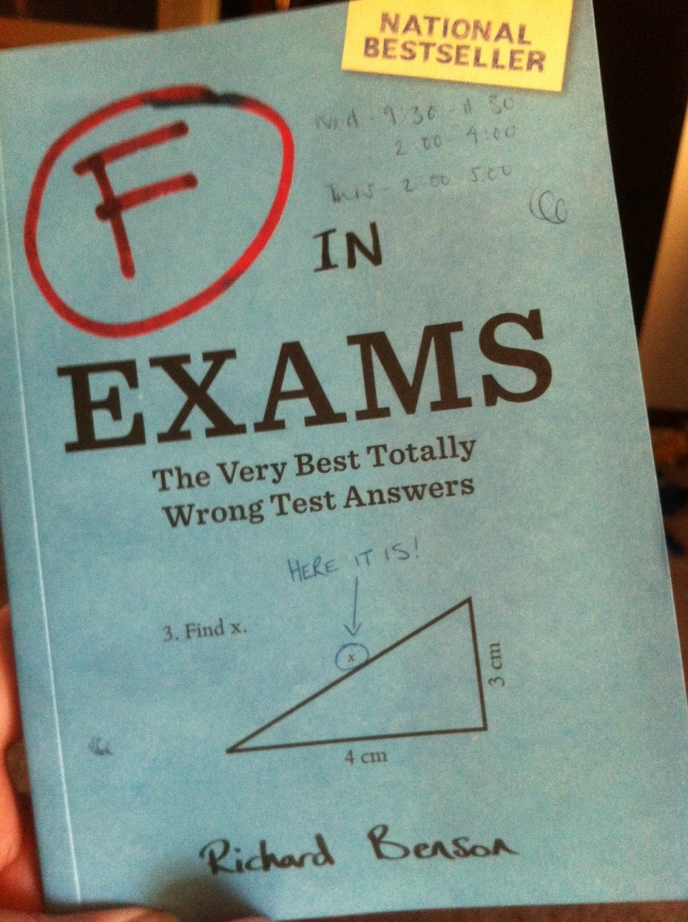 Funny Exam Quotes