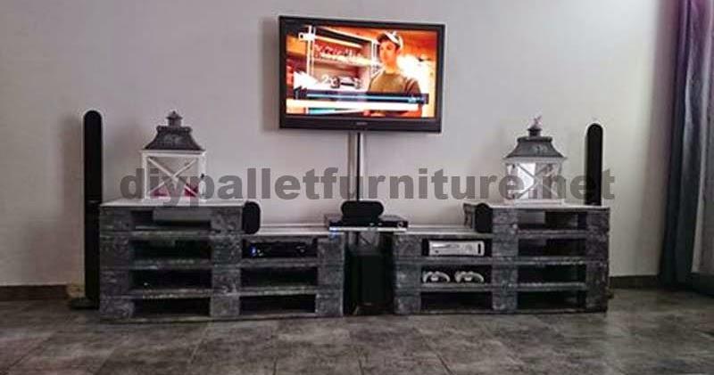 Hacer un mueble para la televisi n - Como hacer un mueble para tv ...