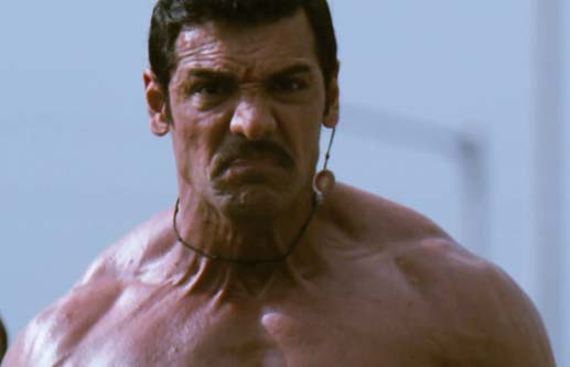 Shoot Out At Wadala Movie Review John Abraham Body Building In Shootout At Wadala