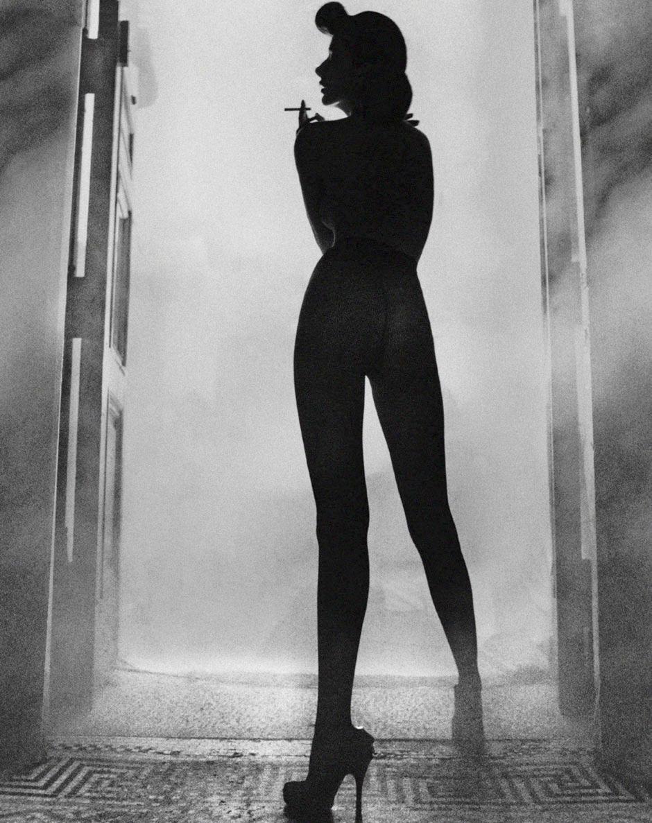 Doctor Ojiplático. Steve Lyon. Filles de Nuit. Treats! Magazine Fall 2011. (Pour l'amour d una femme)