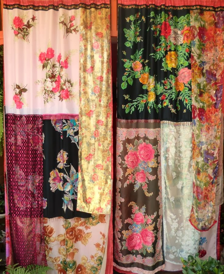 Gipsy curtains fourfancy magazine for Lisa corti tende