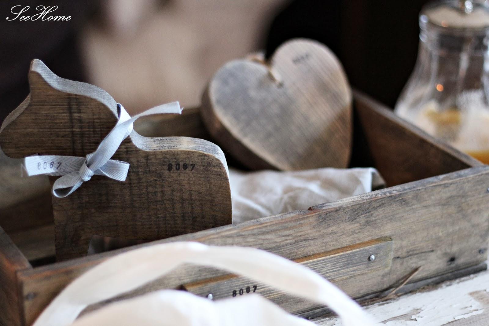 Loft, Skrzynki, Drewniane skrzynki, Kuchnia