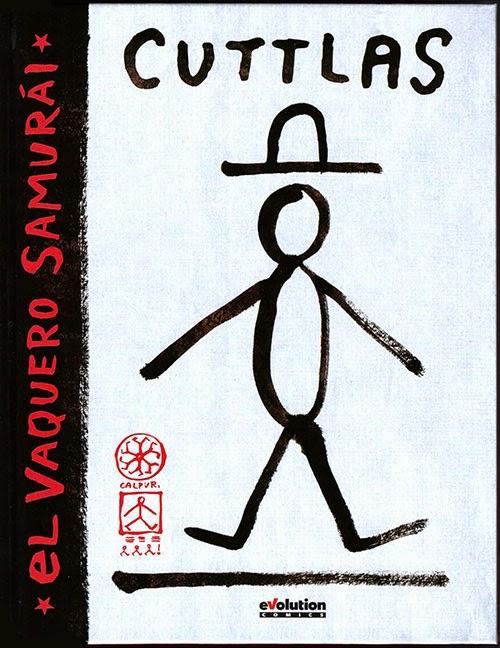 Cuttlas, el vaquero samurái