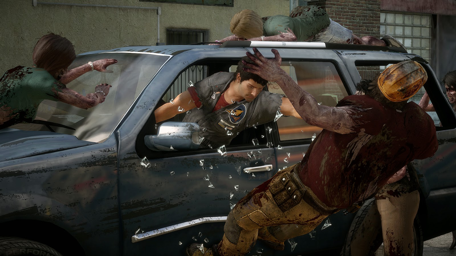 Dead Rising 3 Apocalypse Edition gameplay