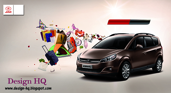 jac new car market psd poster material download free photoshop psd