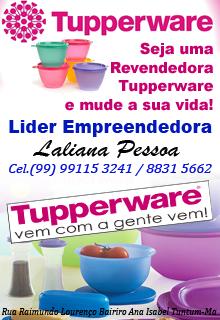Lider Empreendedora Tupperware