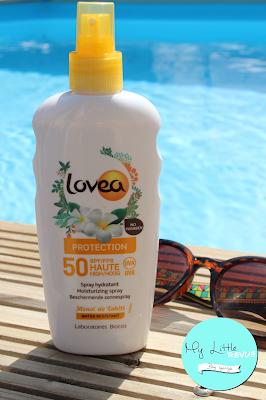 Spray hydratant Lovea