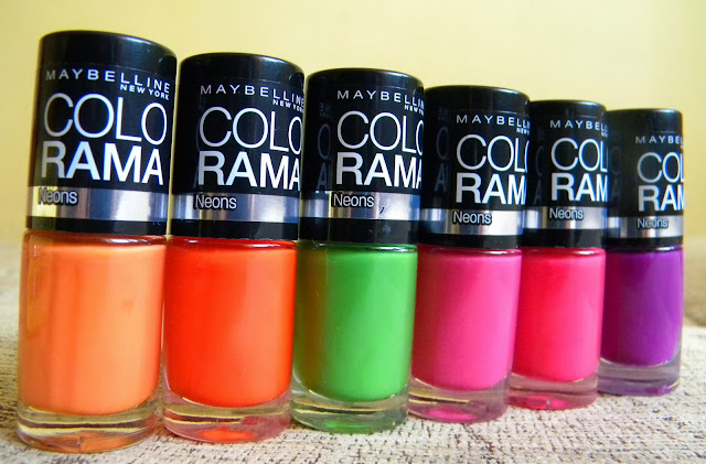 mayballine colorama