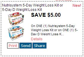 How to get the best deal on nutrisystem what are flex tickets