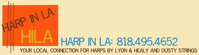 HARP IN LA - (818) 495-4652