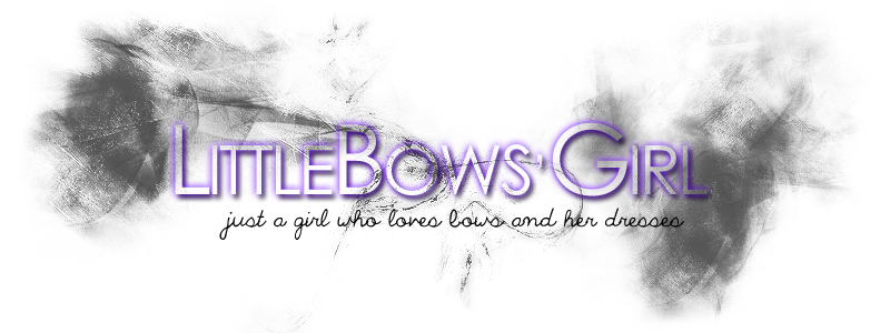 Little Bows' Girl - Fashion Blogger