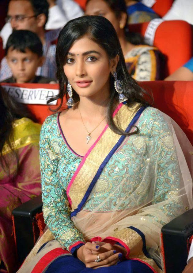 Pooja hegde in mukunda audio launch photos