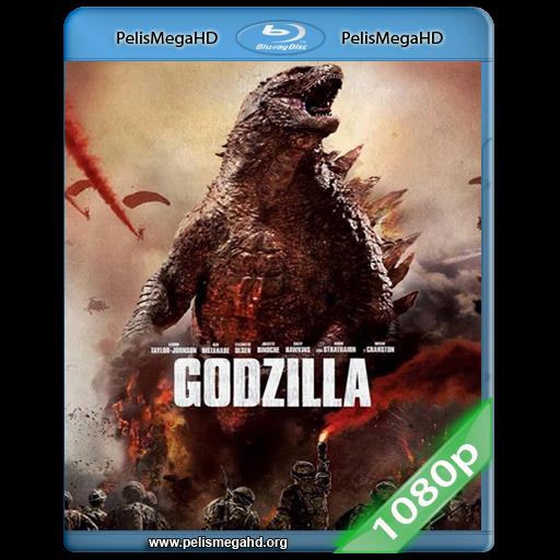 GODZILLA (2014) FULL 1080P HD MKV ESPAÑOL LATINO