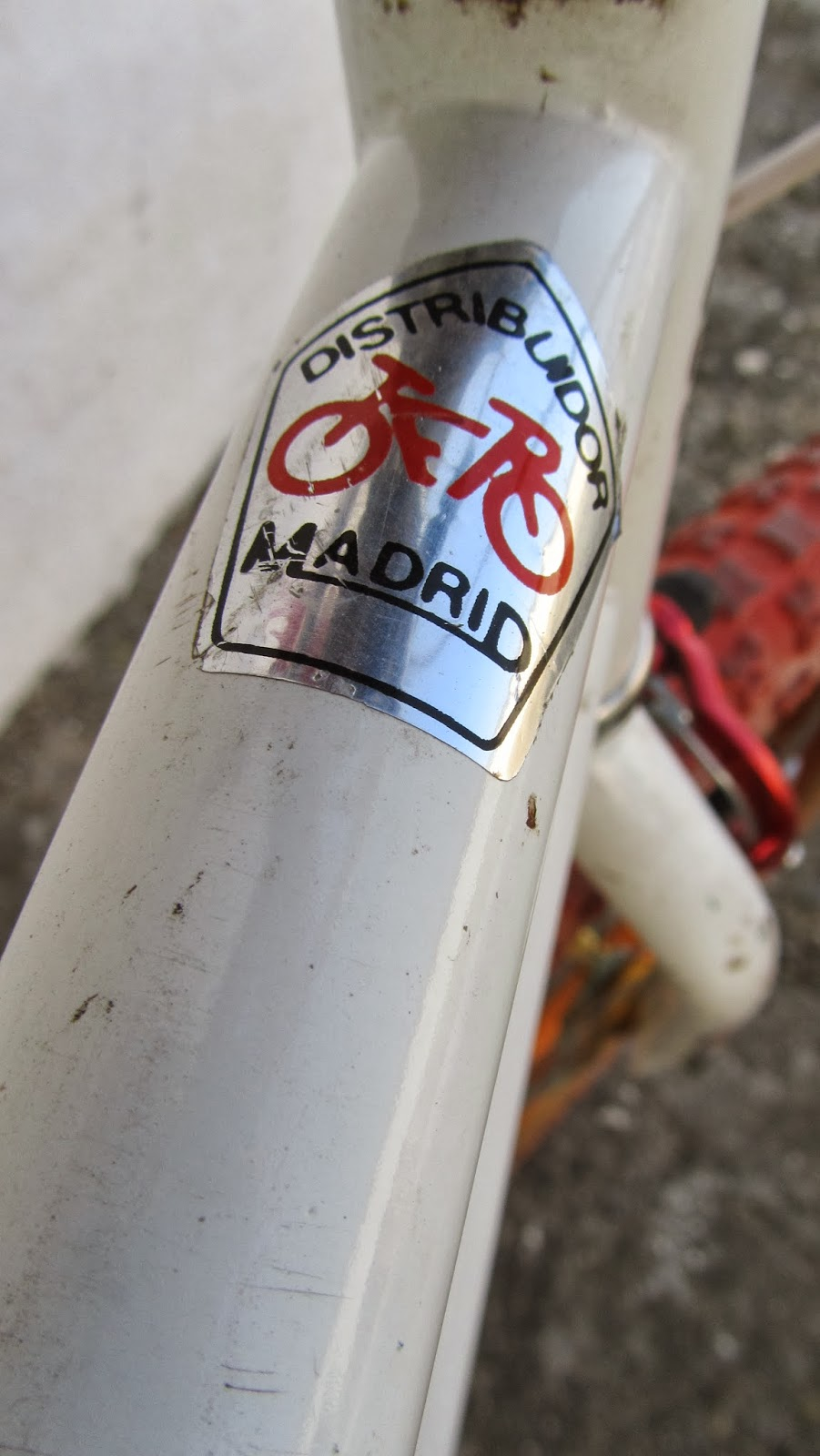 Bicicletas Antiguas - BH California x4
