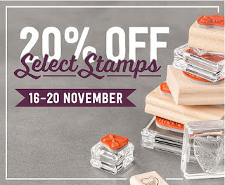 20% off from Zena Kennedy independent stampin up demonstrator