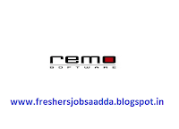 Remo-Software-walkin-freshers-december