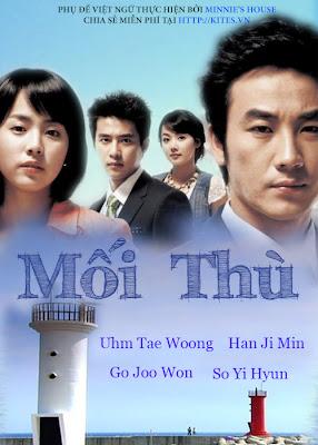 poster Mối Thù