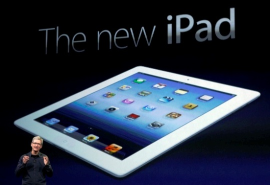 Kehebatan Apple New iPad Terbaru