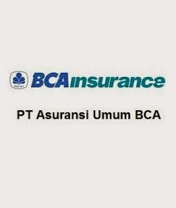 Lowongan Kerja BCA Insurance Jakarta Januari 2015
