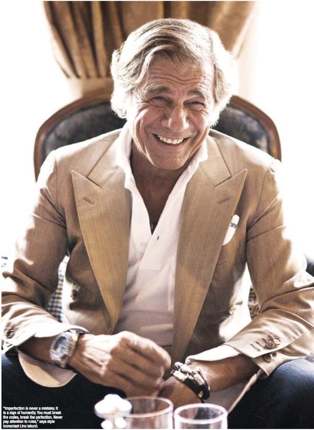 Gentleman Lino Ieluzzi Fashion Gentlemen
