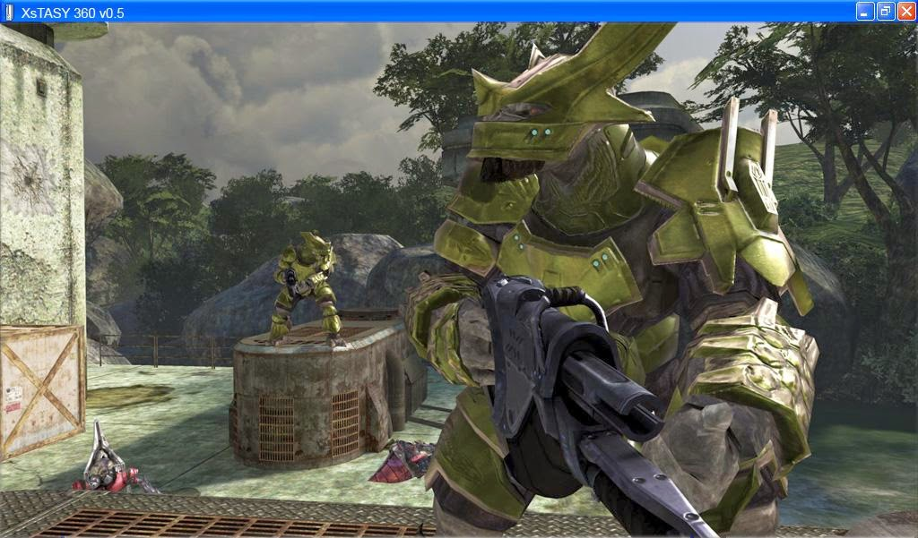 xbox 360 game emulator for pc download