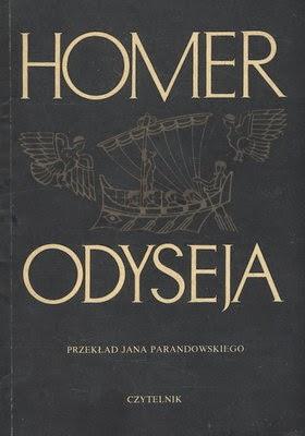 Kamil Czyta książki !TOP5 Najlepsze lektury szkolne Homer Odyseja