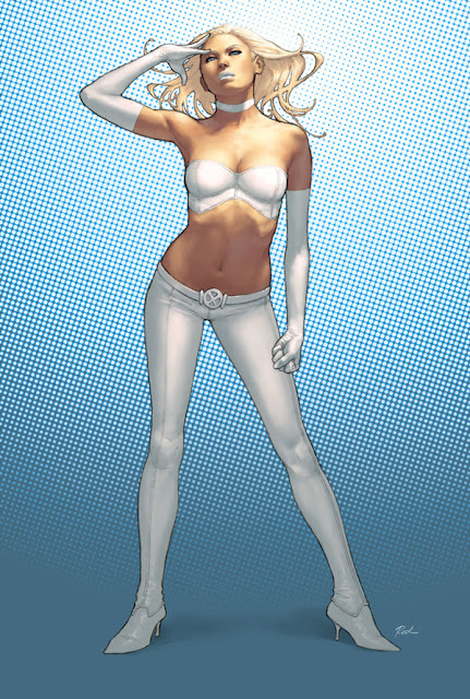 Emma Frost Character Review - 2