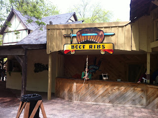 BBQ Barbecue Barbeque Bar-B-Que Scarborough Renaissance Festival