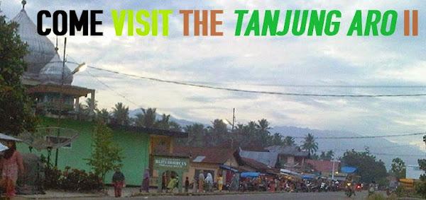 WEL COME TO TANJUNG ARO II, PADANG GELUGUR, PASAMAN, SUMBAR, INDONESIA