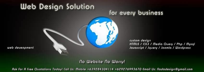Web Design Solution | Davao Web Developers