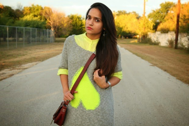 GAP Tunic, ASOS Sweater, Dior Bag, Steve Madden Shoes, Tanvii.com