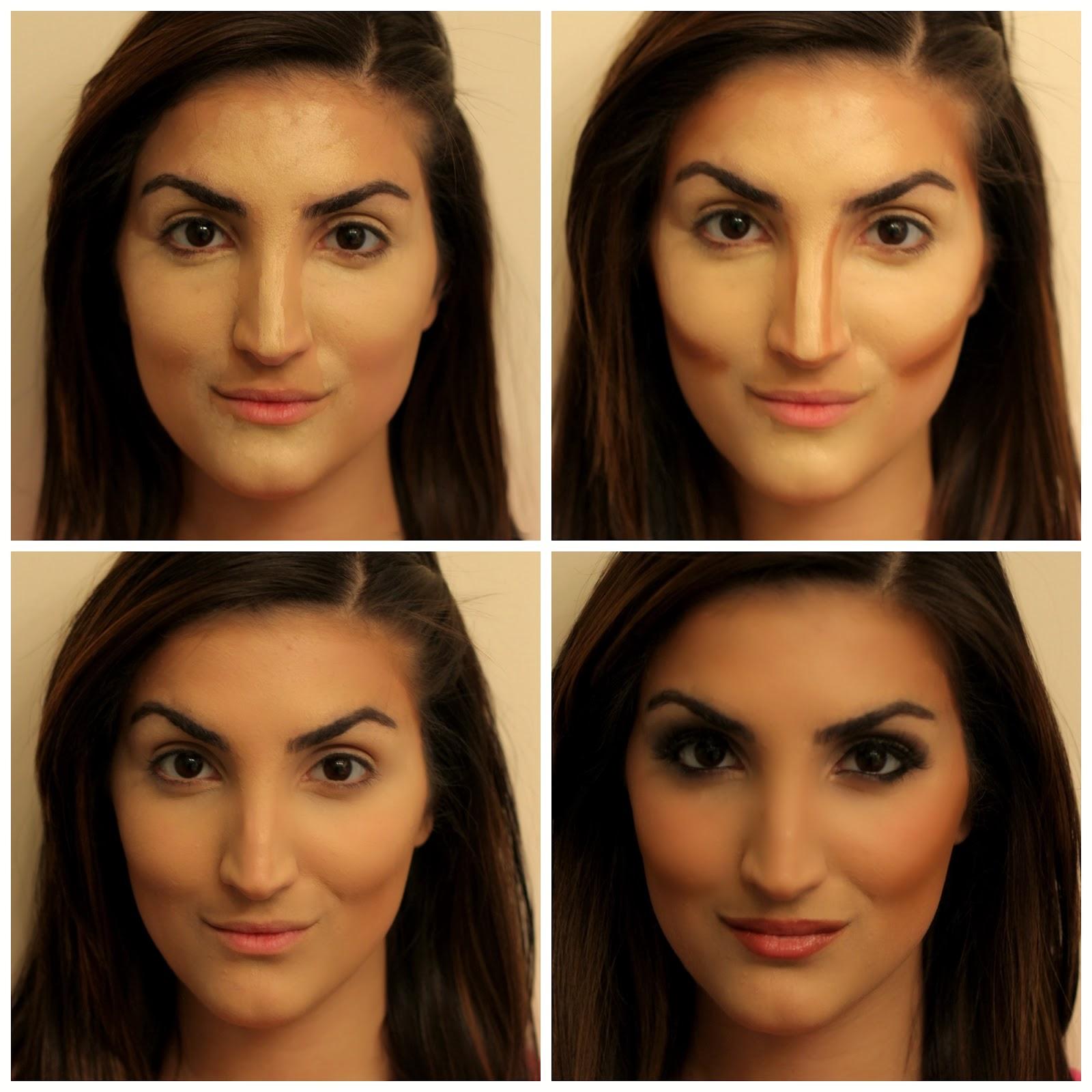 Фоторедактор макияж на лицо