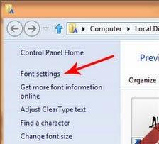 Download tải Full Font tiếng việt cho máy tính khắc phục bị lỗi Font