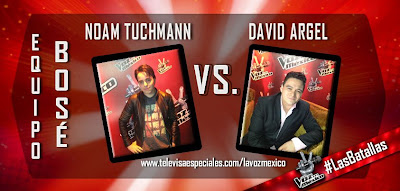  Noam Tuchmann Vs. David Argel 