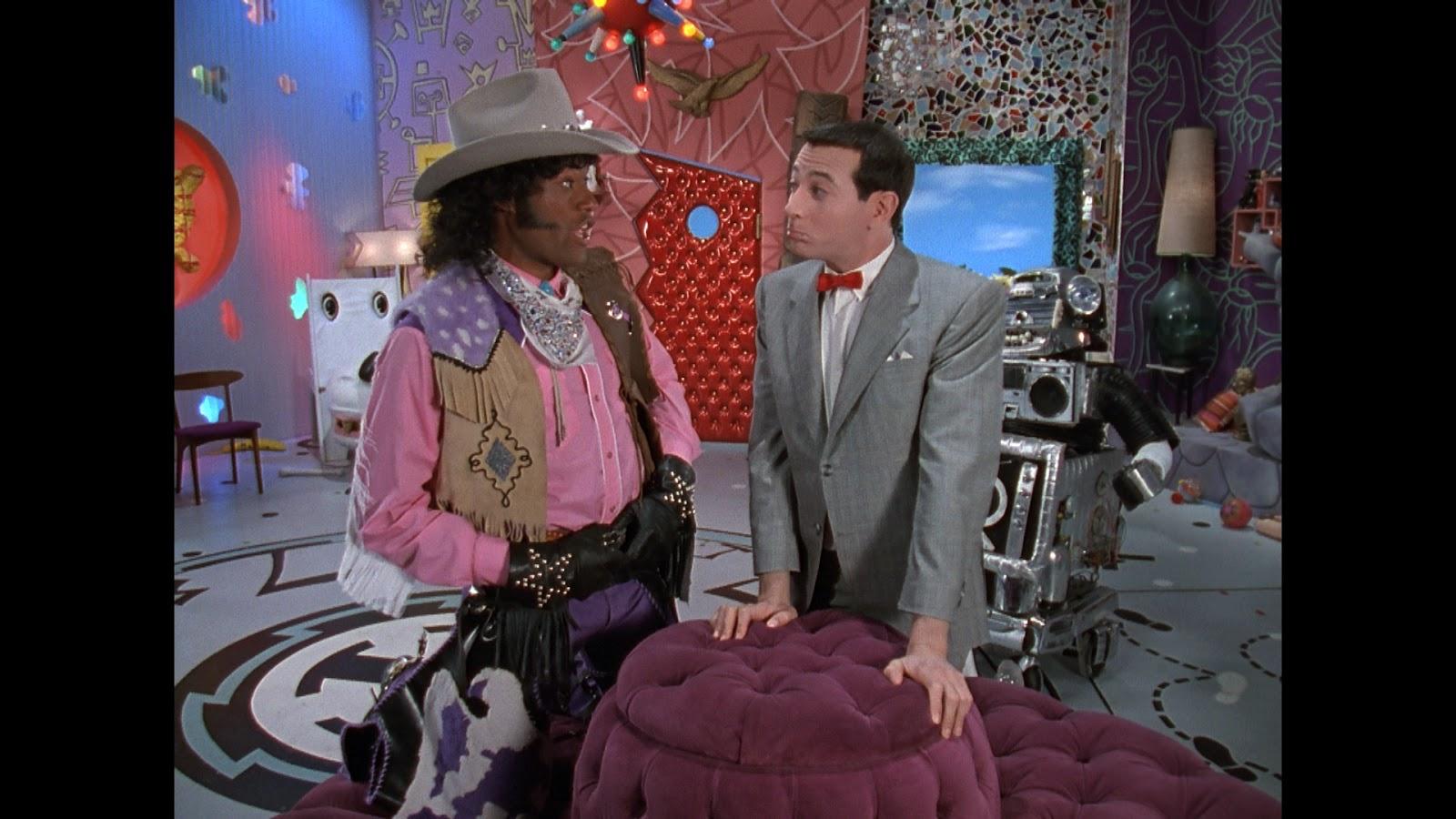 Cowboy Curtis - Pee Wees Playhouse - amazonde