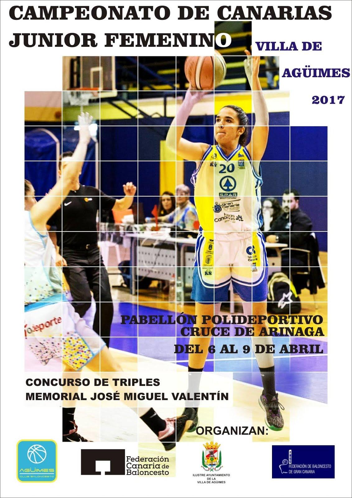 Campeonato de Canarias Junior Femenino de Baloncesto