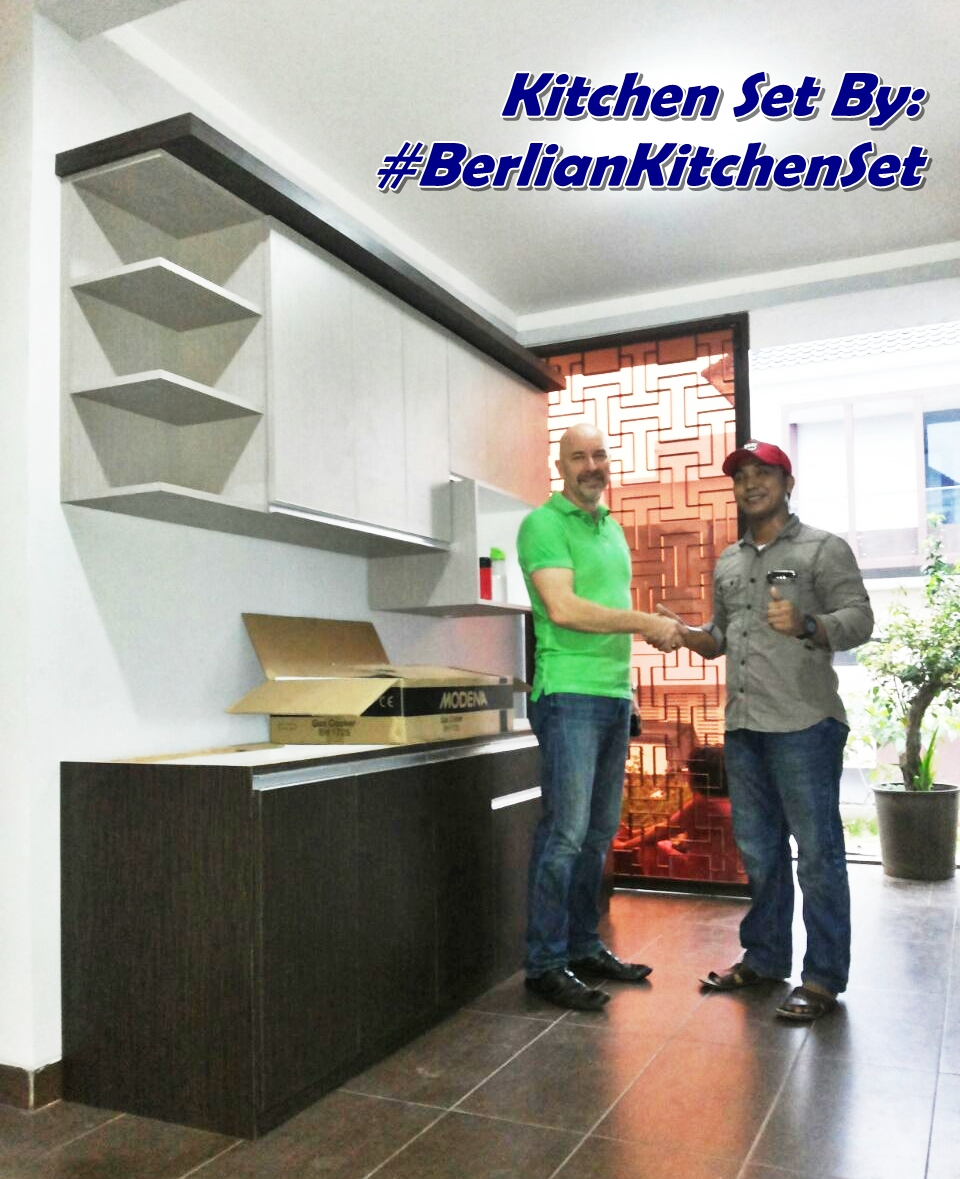 Berlian Kitchen Set Minimalis Murah